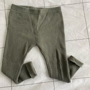 Baby Zara Knit Leggings